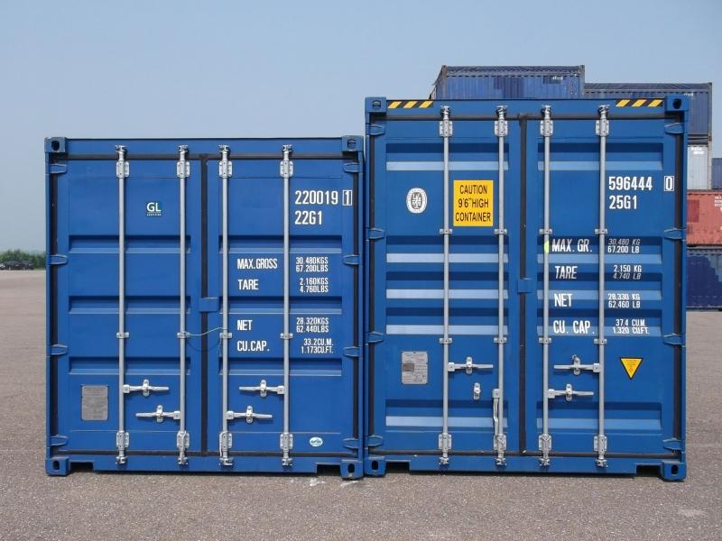 See Und Lagercontainer Hr Containerhandel Gmbh
