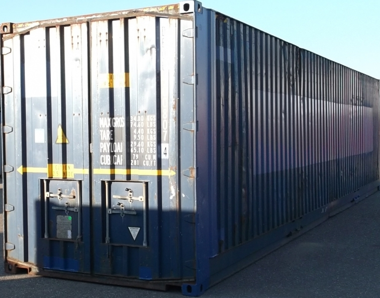 Pallet Wide Container